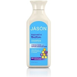 Jason Restorative Biotin Pure Natural Shampoo 16 oz