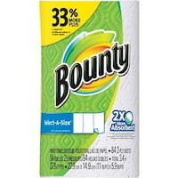 Procter and Gamble 1Roll Select Paper Towel 76227 Unit: EACH Contains 24 per case