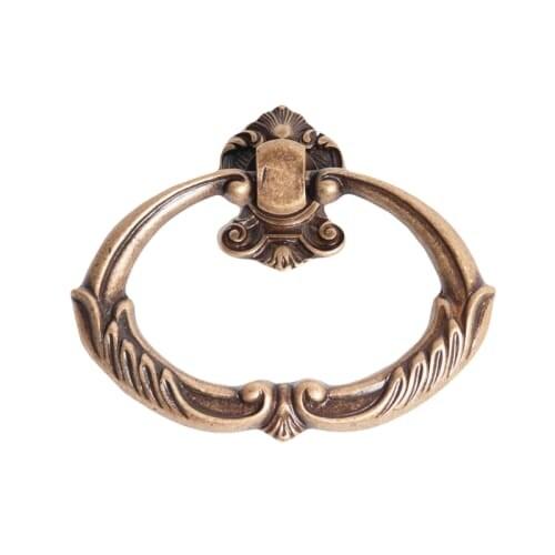 Bosetti Marella 101807 3-1/4 Inch Diameter Ring Cabinet Pull