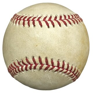 New York Yankees Game-Used 6/7/2015 Baseball Vs LA Angels  HZ754719