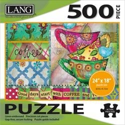 "Good Days - Jigsaw Puzzle 500 Pieces 24""X18"""