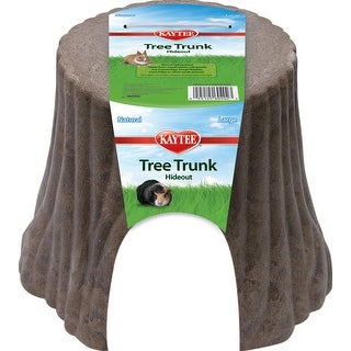 Natural Tree Stump Hideout