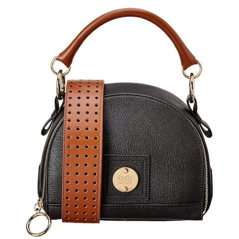 See By Chloe Eddy Small Leather Shoulder Bag