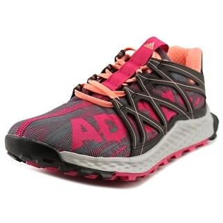 Adidas Vigor Bounce Women Round Toe Synthetic Pink Cross Training