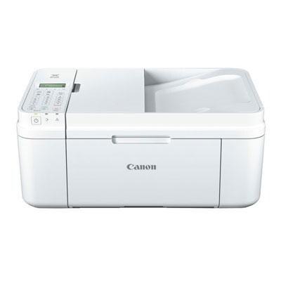 Canon Computer Systems - 0013C022aa - Wrlss Inkjet Aio Printer Wht
