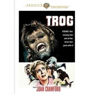 Trog DVD Movie 1970