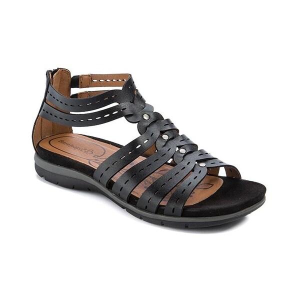 b501e27f198 Shop Baretraps Kaiser Women s Sandals   Flip Flops Black - Free Shipping On  Orders Over  45 - Overstock - 21286963