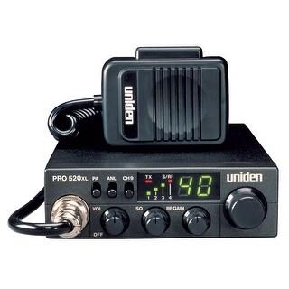Uniden PRO520XL CB Radio w/7W Audio Output