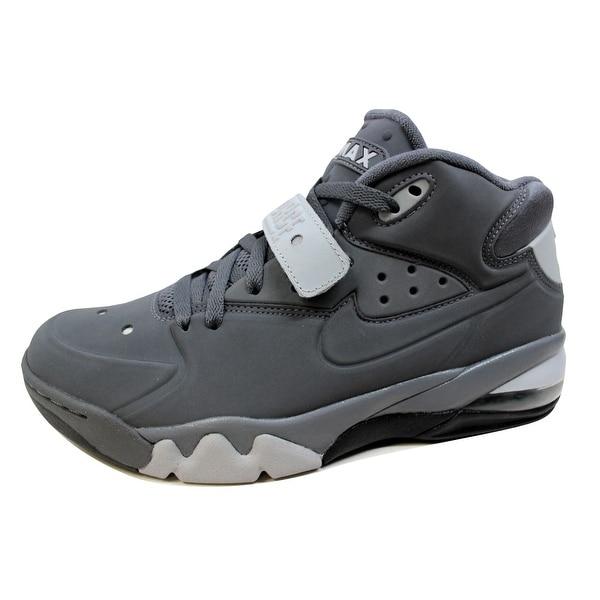 dc38011d25eed Shop Nike Men's Air Force Max 2013 Dark Grey/Dark Grey-Wolf Grey ...