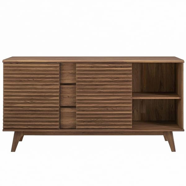 Carson Carrington Lagered Sideboard Buffet Table On Sale Overstock 28964896