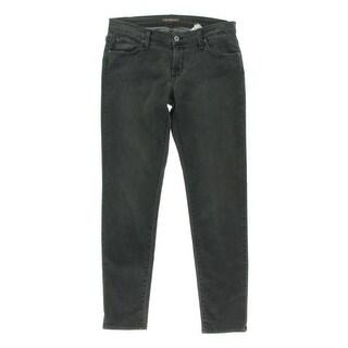 James Jeans Womens Twiggy Denim Low Rise Jeggings - 26