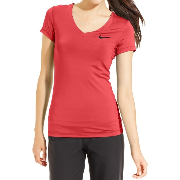 6134af6668 Shop Nike Pro Womens Shirts   Tops Stretch Fitted - Free Shipping On ...