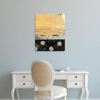 Easy Art Prints Natalie Avondet's 'Dirty Weather II' Premium Canvas Art