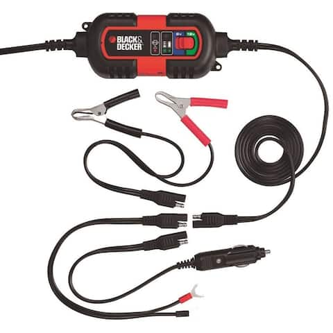 Black & Decker BGLBM3BM Battery Maintainer/Trickle Charger Battery Maintainer/Trickle Charger