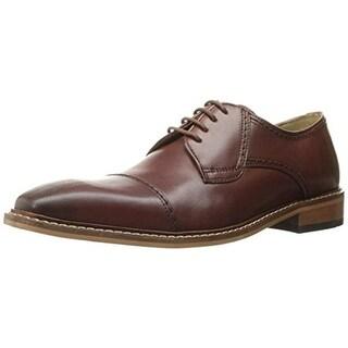 Giorgio Brutini Mens Revenant Derby Shoes Leather Cap Toe - 7.5 medium (d)