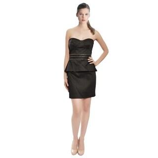 Parameter Mod Zipper Bustier Eve Dress - 12