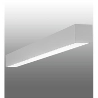 2nd Ave Lighting 4 x 84 in. Lineal Ada Sconces, White - 500 Bulbs