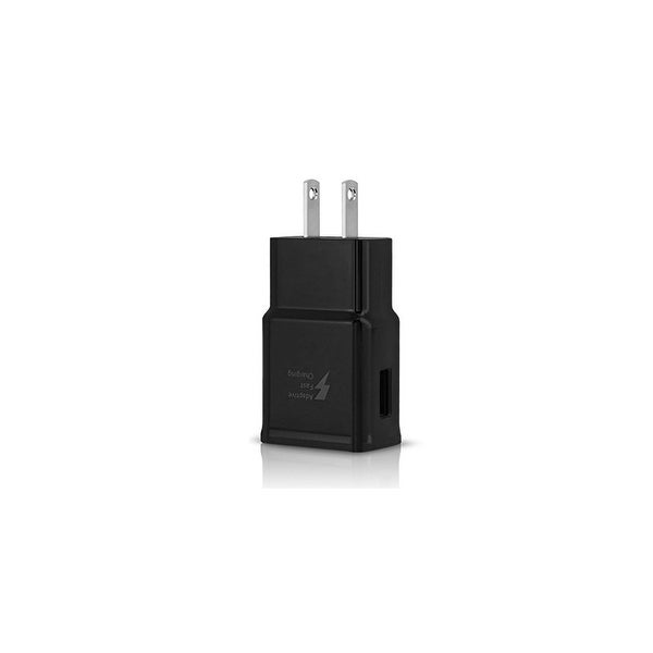 Samsung Authentic OEM Samsung Adaptive Fast Charging Travel Adapter Wall Charger with a Single 2A USB Port OEM Travel Adapter
