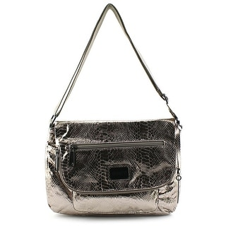 Rosetti Cool And Collected Large Crossbody Women Synthetic Silver Messenger