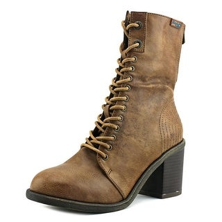 Blowfish Kaelea   Round Toe Leather  Boot