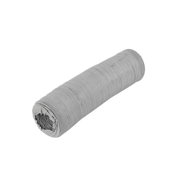 Shop 9m Long 4 Od Pvc Coated Flexible Dryer Vent Hose Duct Air Ventilation Pipe Overstock 21422429