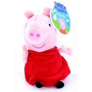"""Peppa Pig 7"""" Plush: Peppa Pig"""