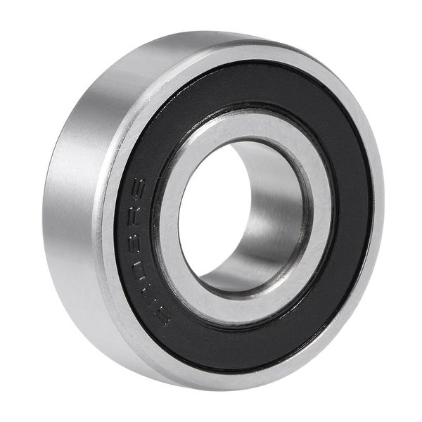 6203-2RS Deep Groove Ball Bearing 17mmx40mmx12mm Double Sealed Chrome Z4 Bearing - 1 Pack - 6203-2RS (Z4 Lever)