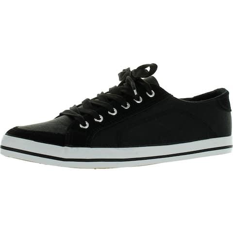 Arider Ar6011 Mens Low Top Casual Sporty Sneakers - Black