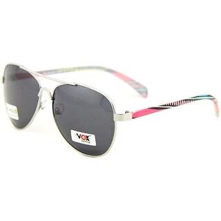 Vox 66006POL Aviator Sunglasses