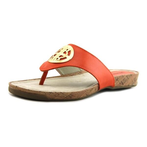 Rialto Calista Women Orange/Burn/Smooth Sandals