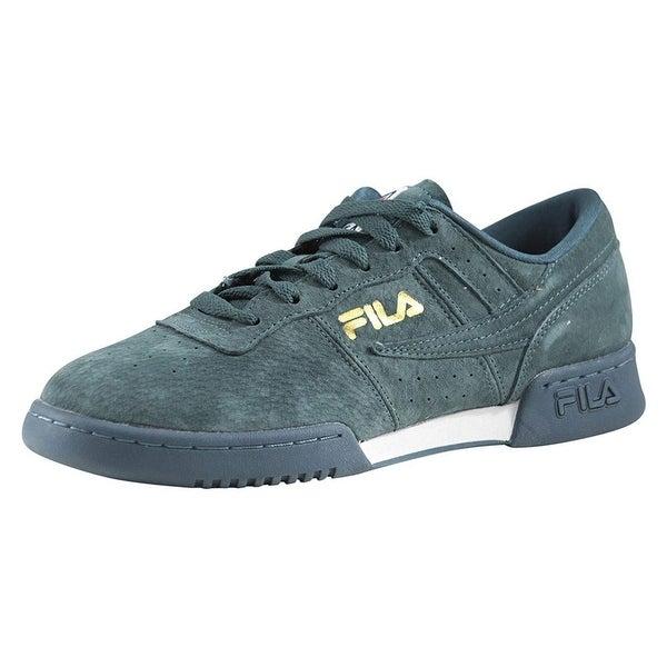 Shop Fila Men's Original Fitness Lineker Sneakers Shoes
