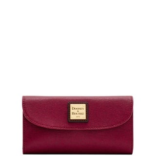 Dooney & Bourke Thompson Continental Clutch Wallet (Introduced by Dooney & Bourke at $ in )