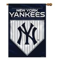 Fremont Die Inc New York Yankees 2-Sided House Banner House Banner