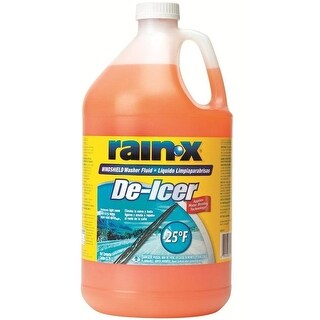Rainâ'X 113655 De-Icer Windshield Washer Fluid
