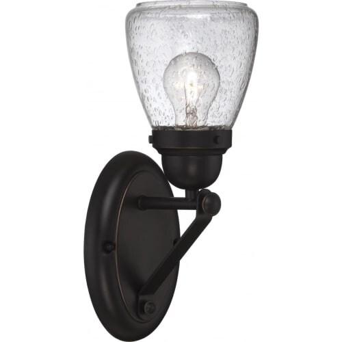 Nuvo Lighting 60/5541 Laurel 1 Light Bathroom Sconce