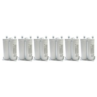 Replacement Filter for Electrolux EWF01 / FC-300 / NGFC-2000 / EFF-6018A / WF275 (6-Pack) Replacement Water Filter