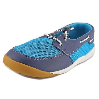 Kamik Aboard Moc Toe Synthetic Boat Shoe