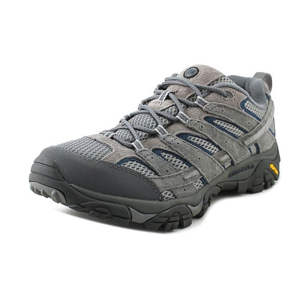 Merrell Moab 2 Vent Men Round Toe Synthetic Gray Hiking Shoe