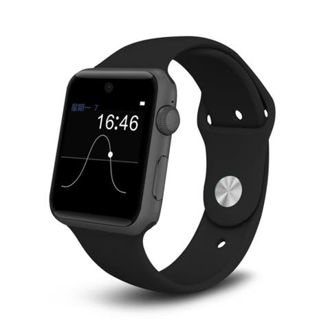 Bluetooth Smart Watch ARC HD Screen for iPhone Android Smartphones Samsung - SIZE