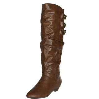 Madden Girl Womens Zulah Fashion Boots - Black