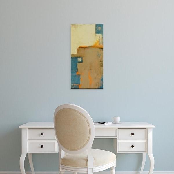 Easy Art Prints Erin Ashley's 'Backward Mile II' Premium Canvas Art