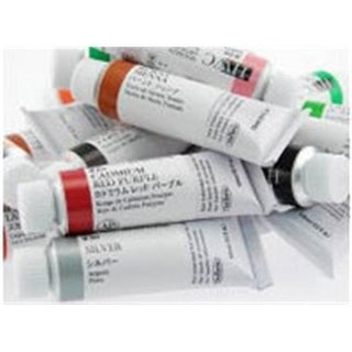 Holbein W214 Watercolor Tube 15 ml., Cadmium Red Light