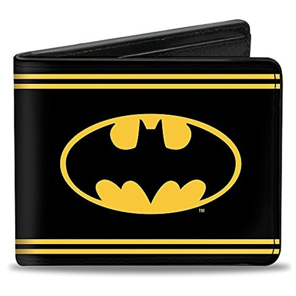 Buckle-Down Bifold Wallet Batman