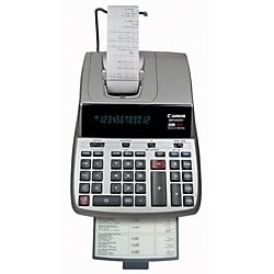 Canon CNNMP25DVSW Standard Function Calculator