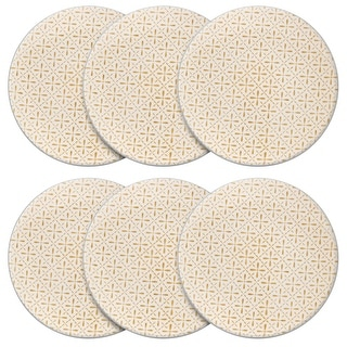 Link to Pfaltzgraff Geo Honey 7.5IN Padprint Salad Plate (Set of 6) Similar Items in Dinnerware