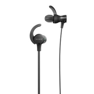 Sony - XB50BS Extra Bass Sports Wireless In-Ear Headphones - Black