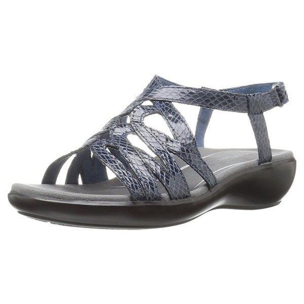Rockport Womens rozelle caged Open Toe Casual Platform Sandals - 8