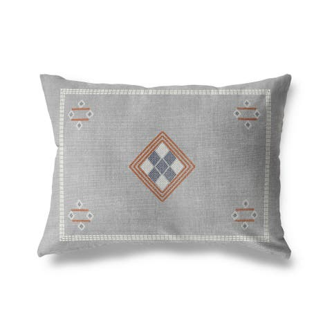 CELAYA Indoor Outdoor Pillow By Terri Ellis