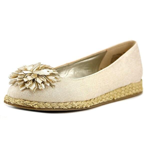 Bandolino Blondelle Women Gold Flats