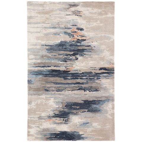 Tennyson Handmade Abstract Area Rug